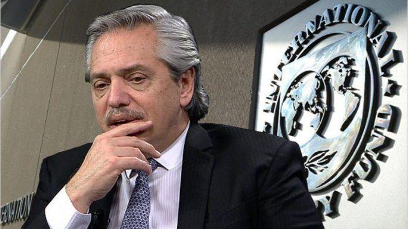 Alberto Fernandez no pedirá los USD 11.000 millones pendientes del préstamo con el FMI
