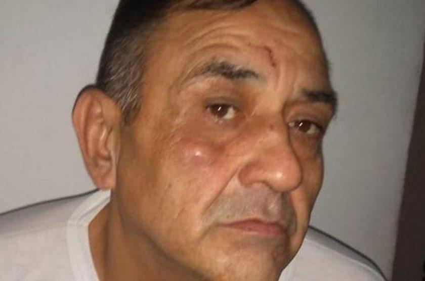 """"""" PELIGRO """": Esta libre un asesino y abusador sexual serial condenado a 38 años, se fugo del destacamento policial donde estaba detenido"""