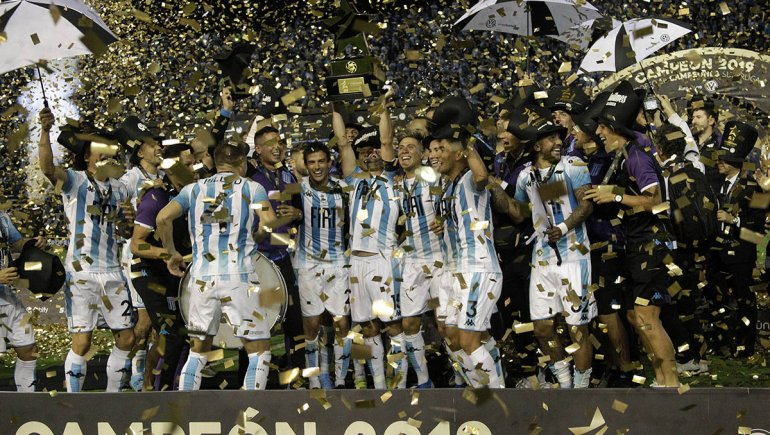 """ Racing Campeon """