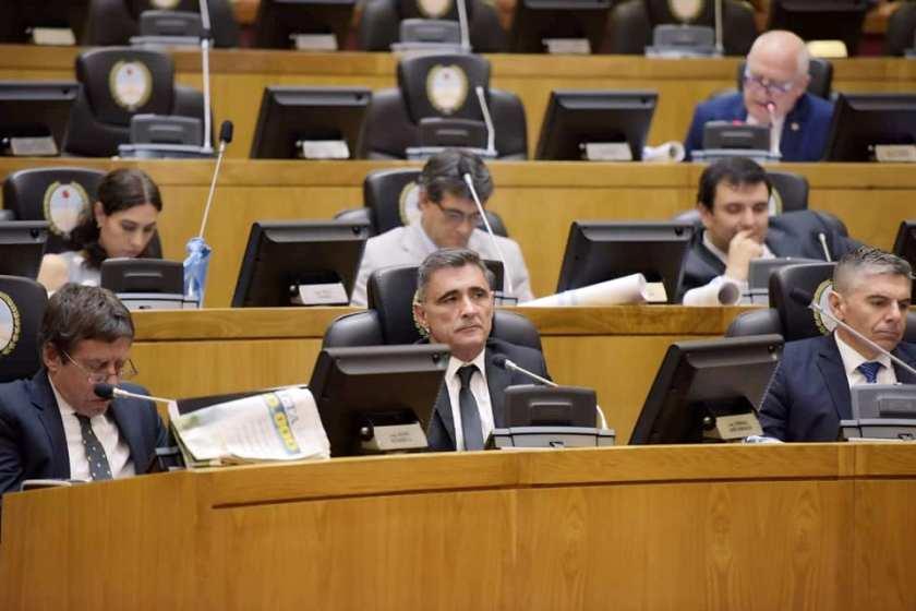 Un legislador de FR se destaca por su labor politica y legislativa