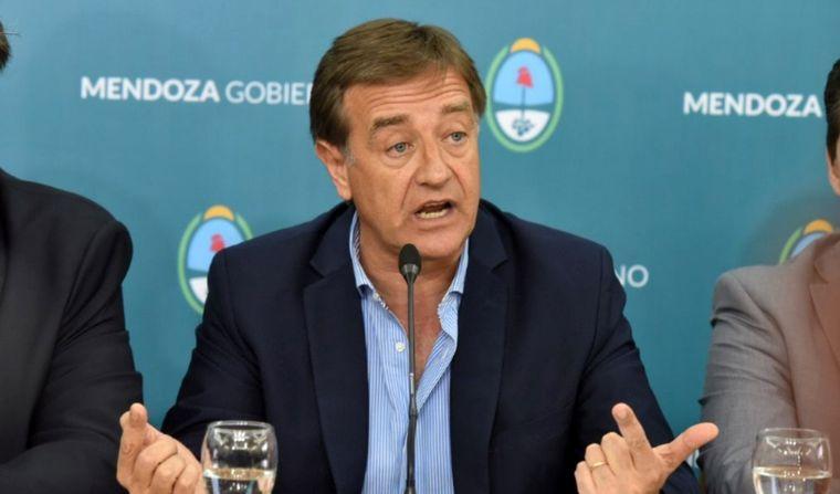 """"""" Contaminacion en Mendoza """": El gobernador anunció que se derogará la ley minera"""