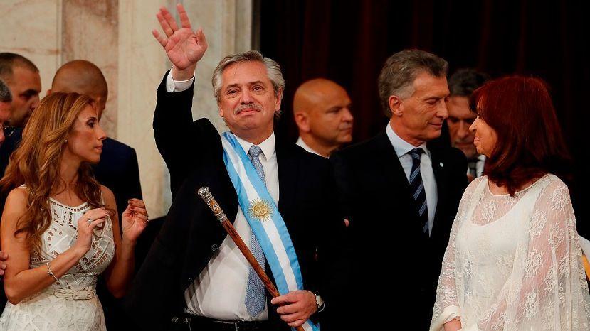 El discurso de Alberto Fernández como presidente, punto por punto