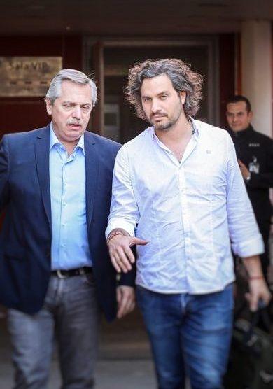 Ya se viene el ajuste al gasto político promete Santiago Cafiero