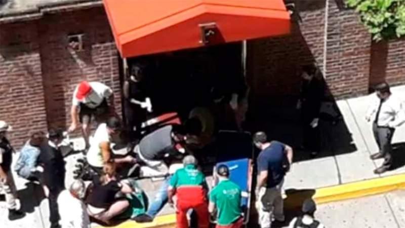 Matan de un tiro a un turista inglés en Puerto Madero