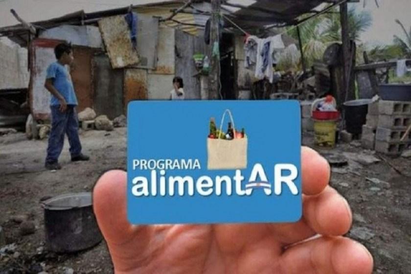 """"""" Tucuman  queda relegado """": La tarjeta alimentaria se implementará recién a partir de febrero en la provincia"""