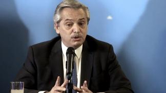 """Alberto Fernández: """"Los jubilados recibirán un aumento generalizado sobre el primer trimestre"""""""