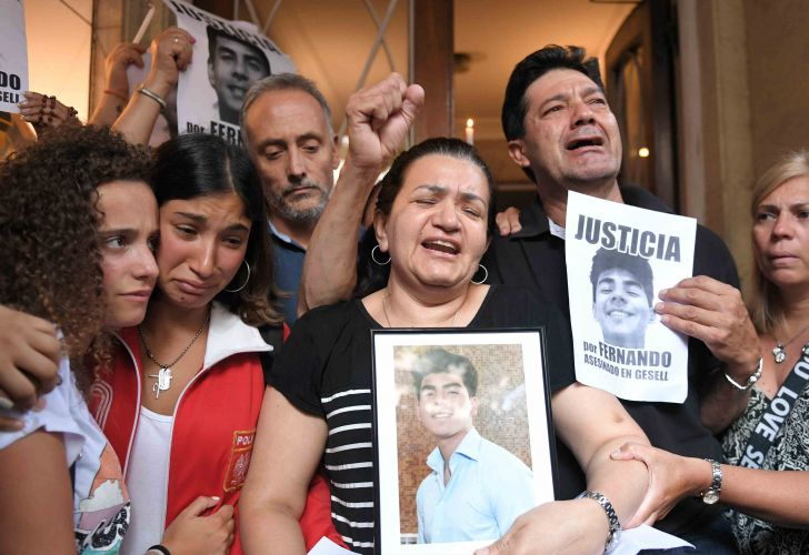 """Sufrimiento sin fin de la madre de Fernando: """"Éstoy muerta en vida"""""""