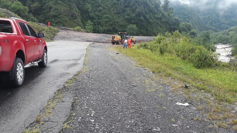 IMPORTANTE: Durante el fin de semana, la ruta a Tafí del Valle sólo permanecerá habilitada de 7 a 20
