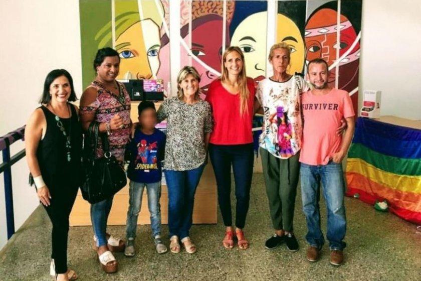 Entre Rios: Madre trans accedió a la AUH y su hijo podrá continuar con sus estudios