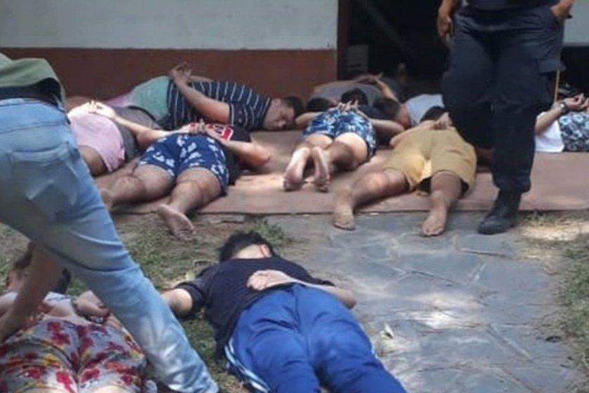 Rugbiers matan a golpes a un joven a la salida de un boliche en Villa Gesell, hay ocho detenidos
