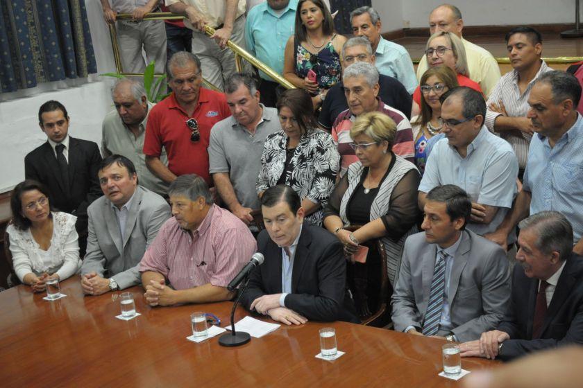 En Santiago del Estero los empleados públicos recibirán un 45 por ciento de aumento desde marzo
