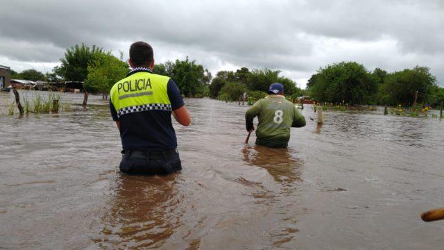 El Este tucumano inundado