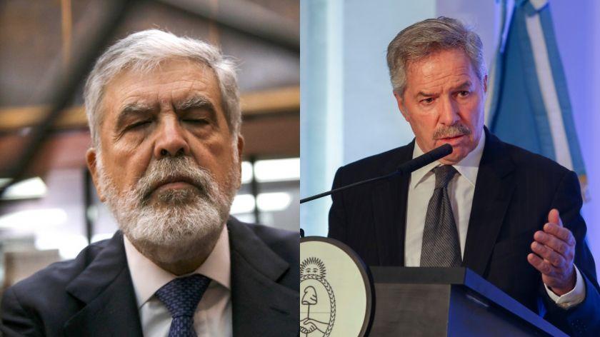 "De Vido polemizo con Felipe Solá: ""Vos eras gobernador cuando la Bonaerense mató a Kosteki y Santillán"""