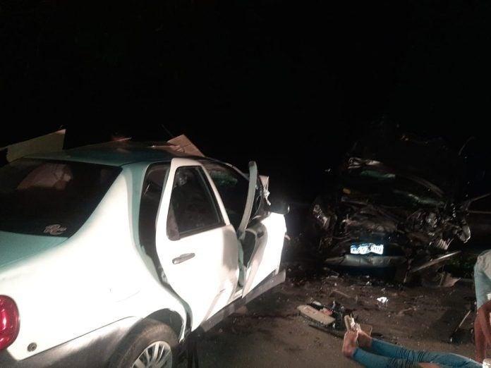 Un muerto en un terrible choque frontal en la ruta a Tafí del Valle