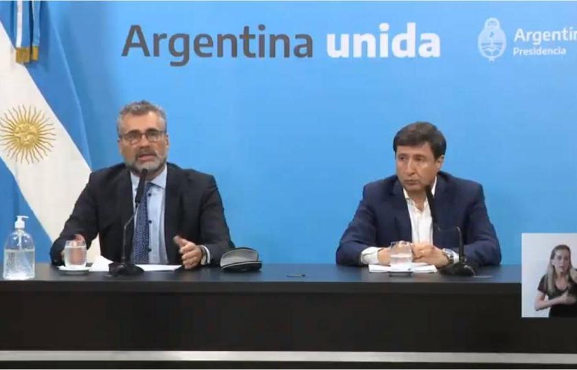 """"""" URGENTE"""": Para enfrentar la crisis, anuncian un bono de $ 3 mil para AUH y jubilaciones mínimas"""