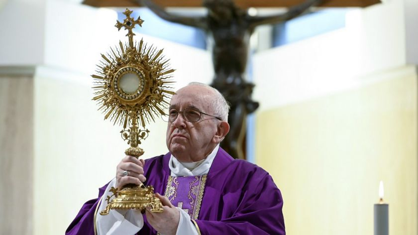 """HISTORICO: Bendición papal e """"indulgencia plenaria"""" a todo el mundo este viernes, a las 14 hora argentina(EN VIVO)"""