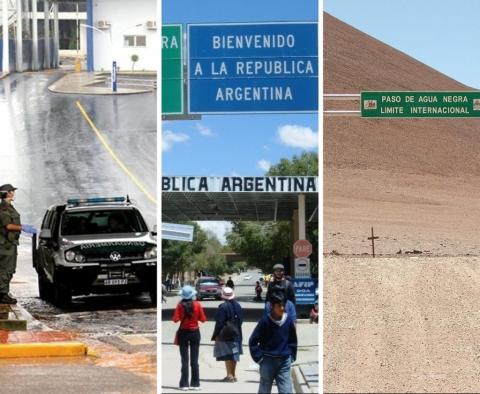 BLINDADOS: Por la Pandemia de CORONAVIRUS, la Argentina cerró todas sus fronteras desde las cero de hoy hasta el 31 de marzo