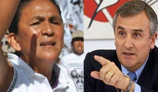 "JUJUY: Morales dijo que antes de indultar a Sala ""prefiero que me peguen un tiro"""