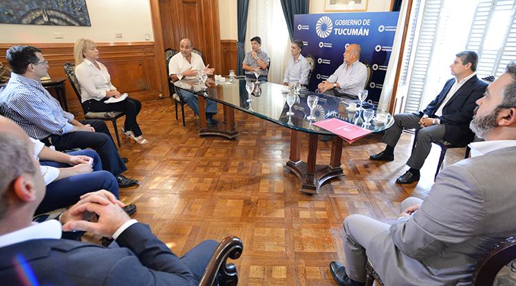 """Juan Manzur: """"En Tucumán estamos extremando las medidas de prevención"""""""