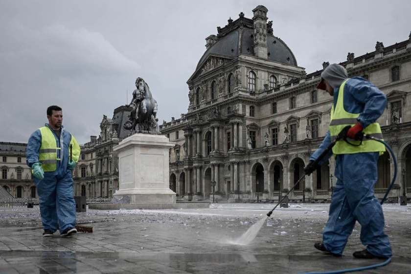 Preocupacion y alarma en París tras detectarse restos del virus en la red de agua no potable