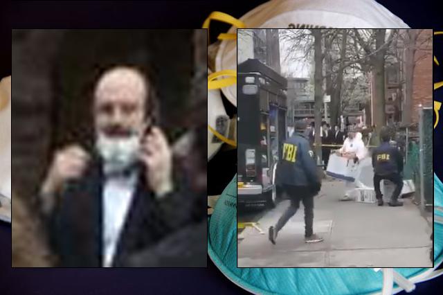 EE.UU: arrestan a un hombre  en Nueva York por vender suministros médicos con un sobreprecio del 700%, y acaparar hasta 192.000 barbijos profesionales
