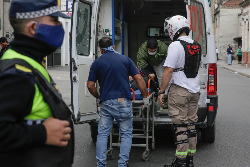 PANDEMIA DE CORONAVIRUS: Confirmaron 10 nuevas muertes y otros 98 casos  en Argentina, el total de infectados asciende a 2.669