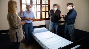"""Juan Manzur: """"Estamos ganando tiempo para enfrentar esta pandemia"""""""