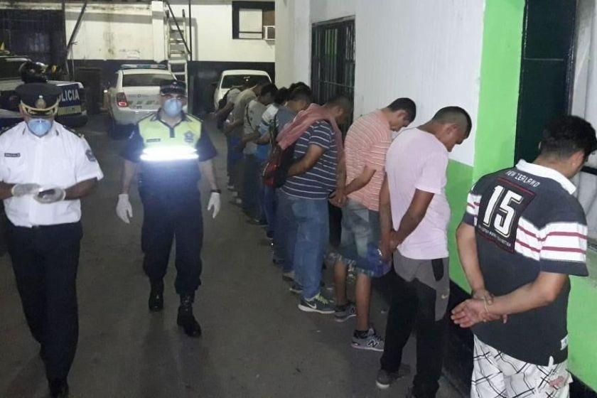 """TUCUMAN: """"Nadie en las calles"""". El Ministerio Fiscal lleva detenidas 4.501 personas"""