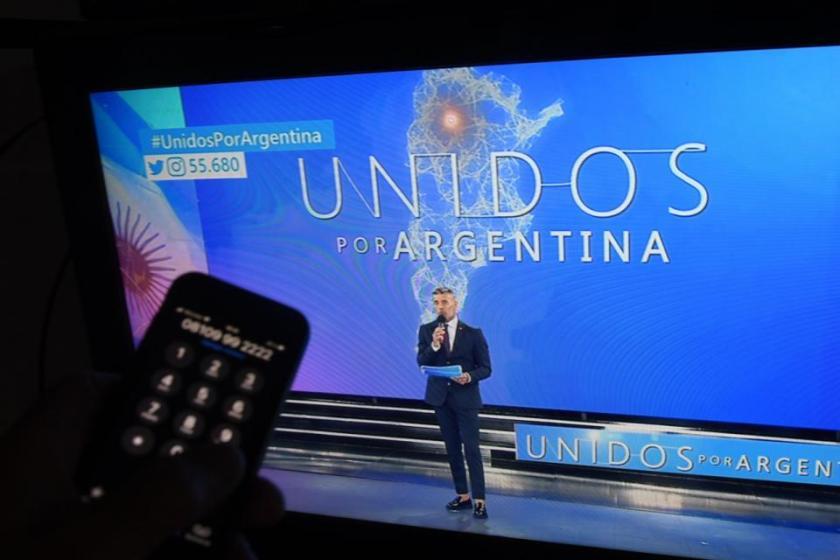 """EXITO TOTAL: """"Unidos por Argentina"""" recaudó casi 88 millones de pesos"""