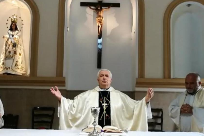 La Santa Misa ( En Vivo )