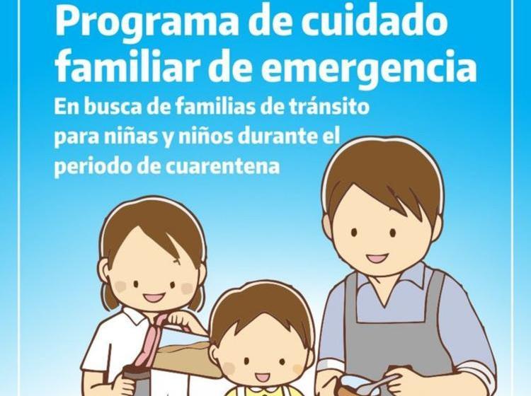 Tucuman: Se Buscan familias de tránsito para que 85 niños de cero a cinco años pasen la cuarentena