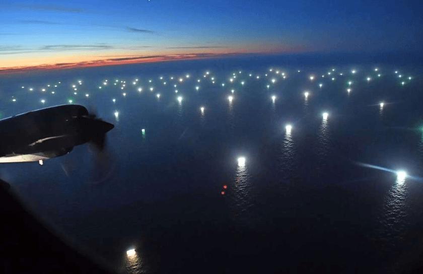 Saqueo en el mar argentino: la historia sin fin de la pesca ilegal de buques extranjeros