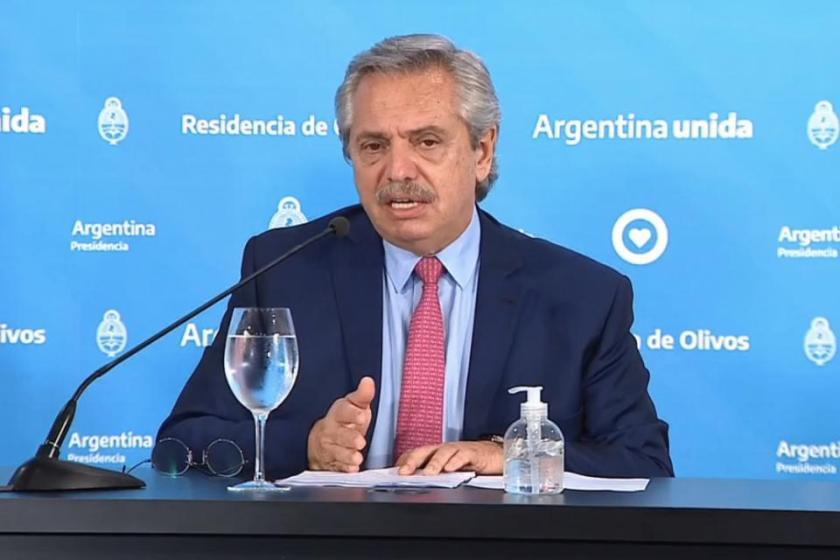 """Alberto Fernandez fue contundente: """"Salir ya de la cuarentena sería llevar a la muerte a miles de argentinos"""""""