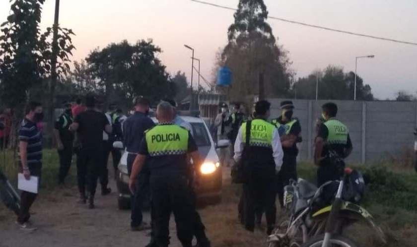 Mas tucumanos presos por violar la cuarentena: Festejaban un cumpleaños, hay 24 detenidos y 12 autos secuestrados