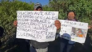 DESAPARICION FORZADA EN TUCUMAN: Apresan a 9 policías y un vigía comunal