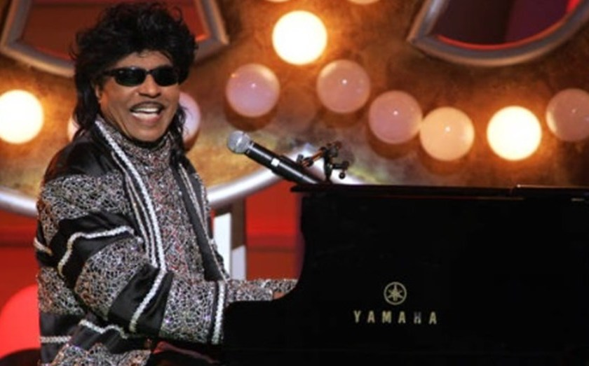Murió Little Richard