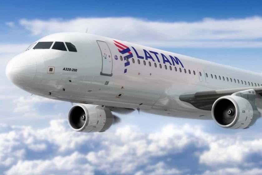 La firma aerocomercial Latam anunció que deja de operar en la Argentina por tiempo indeterminado