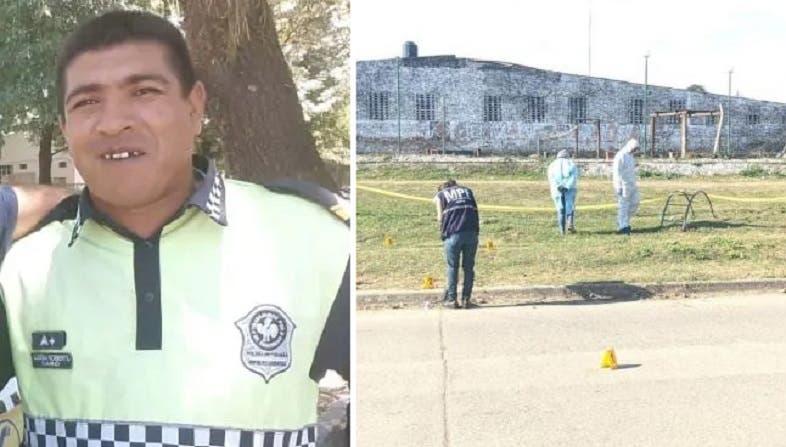 Los asesinos del policía Lucena son tres integrantes menores de edad del Clan Acevedo y ya fueron detenidos