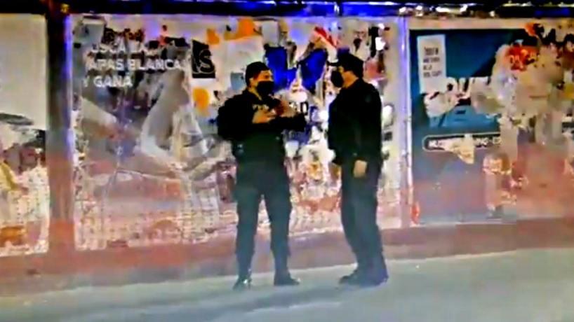 Fueron Sancionados los dos policías federales de Tucumán por fotografiar a una periodista