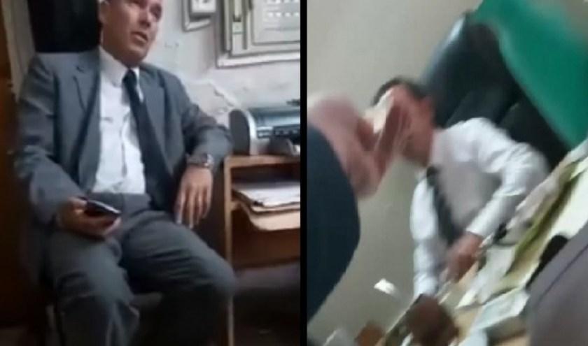 Corrupcion judicial: Dos jueces catamarqueños fueron filmados cobrando una presunta coima de $ 820.000 para liberar a un preso