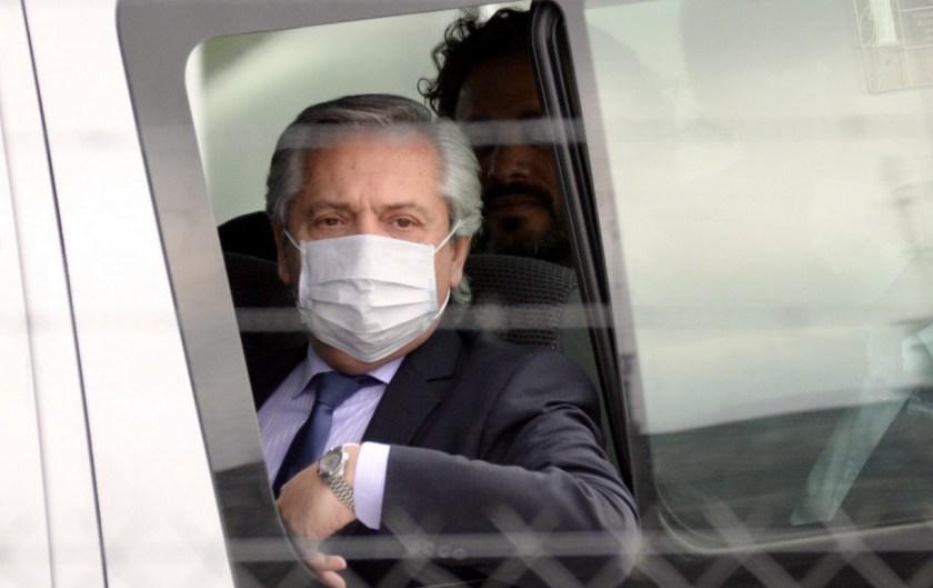 El presidente Fernandez dijo que esta semana presenta la reforma judicial y no descartó ampliar la Corte