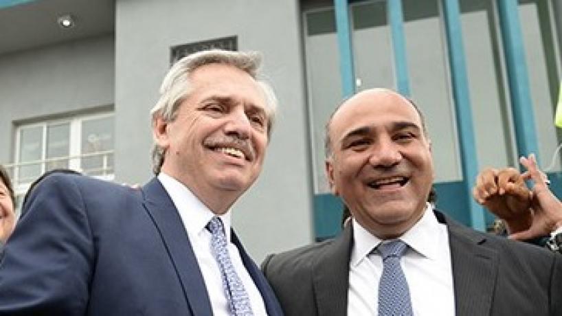 El Presidente Fernandez le anunció a Manzur que la tercera partida del IFE llegará a Tucumán y todo el país