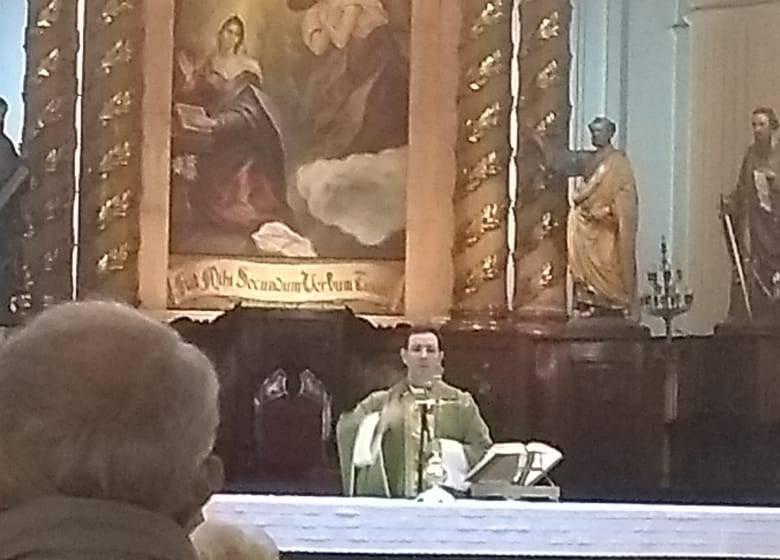 MISAS: En Tucuman el arzobispo Sanchez decidió suspenderlas