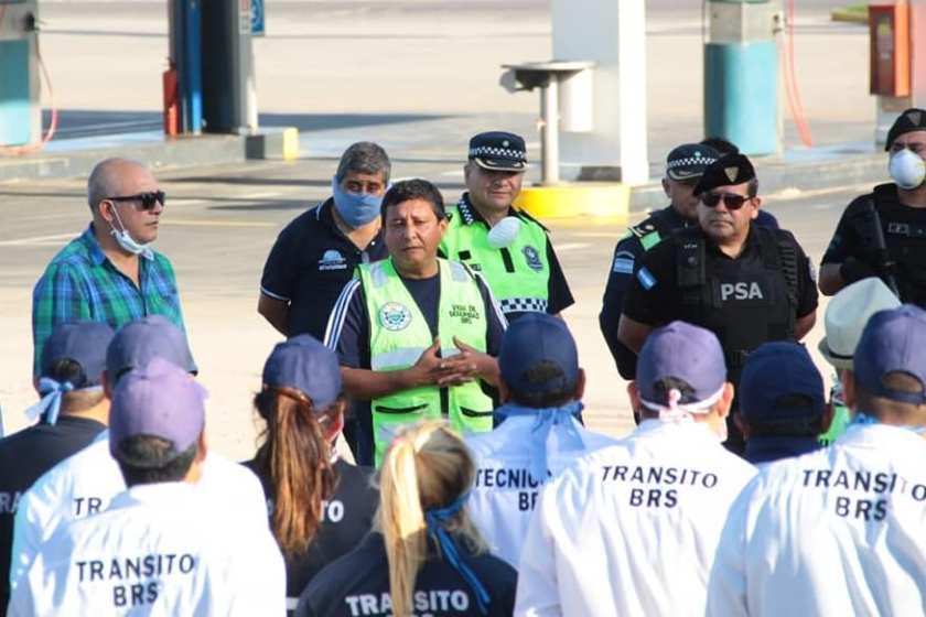 Banda del Rio Salí restringe la actividad comercial y la circulación de sus habitantes