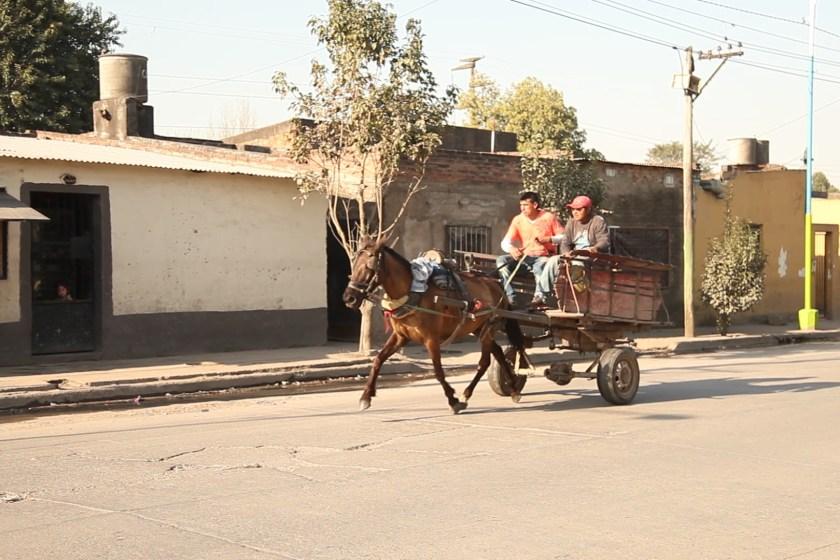 Tucuman lleva 15 dias sin colectivos, se agrava la crisis entre quienes dependen del fundamental servicio, gobierno ausente