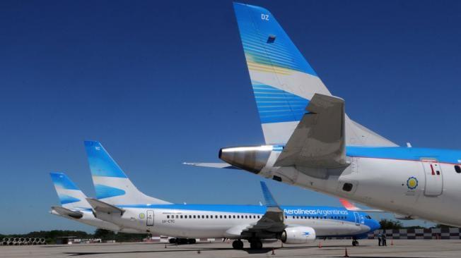 Sin vuelos hasta el 12 de octubre