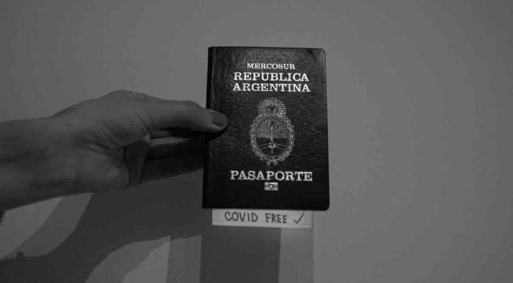 """""""MAS BUROCRACIA """": Proponen un pasaporte sanitario para circular por el país"""