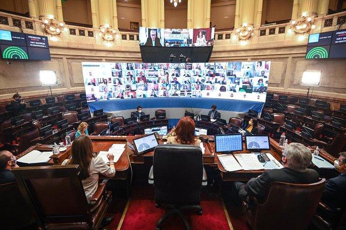El Senado de la nacion removió a los jueces que investigan la causa de los cuadernos y podria haber rebelion en Comodoro Py