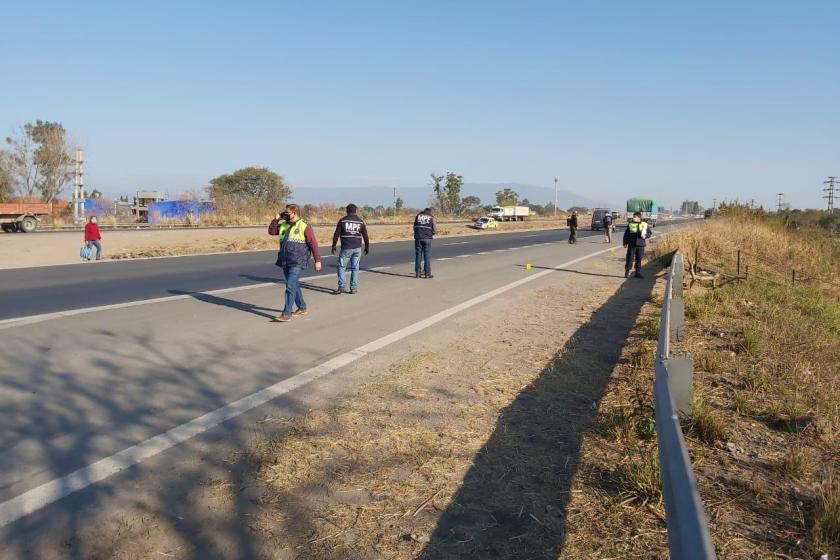 TUCUMAN: Lo asesinan para robarle su moto en la avenida de Circunvalación, a la altura del barrio Señaleros