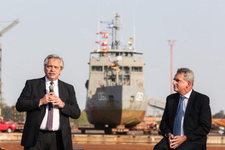 El Presidente anunció la creación del Fondo Nacional de la Defensa